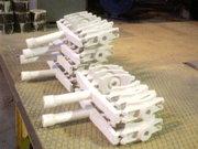 Литейное оборудование производства точных отливок лгм под ключ; Отливки