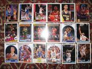 Коллекционные карты игроков NBA