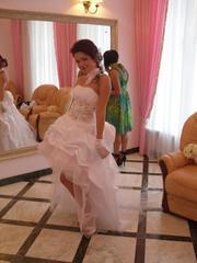 Продаю свадебное платье,  модная модель