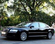Прокат VIP-автомобиль AUDI А8 – лимузин